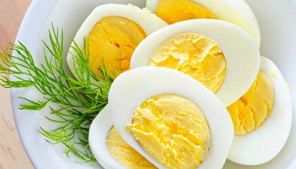 بيض-مسلوق-لذيذ