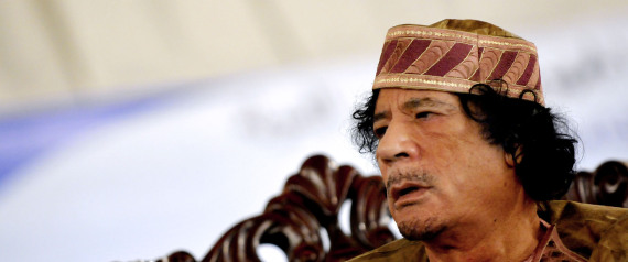 Mouammar Kadhafi, President of Libya (2010/10/31)