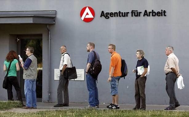 البطالة-في-المانيا